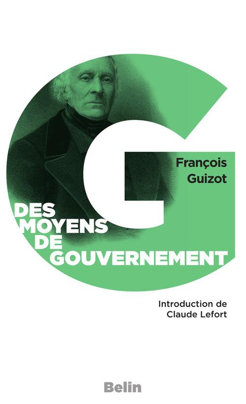 Moyens de gouvernement & d'opposition