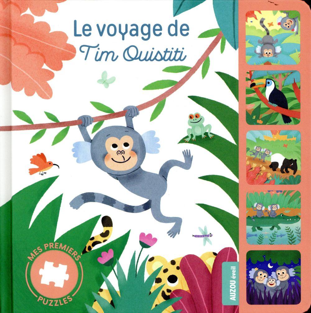 Le voyage de Tim Ouistiti