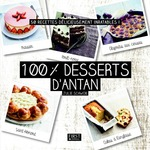 Vente Livre Numérique : 100 % meilleurs desserts d'antan  - Julie Schwob