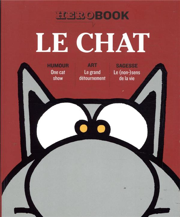HeroBook ; le chat