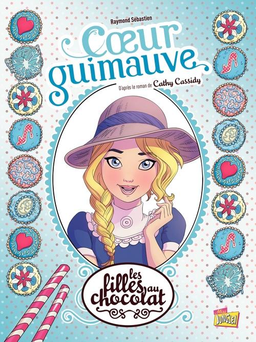 Les filles au chocolat t.2 ; coeur guimauve