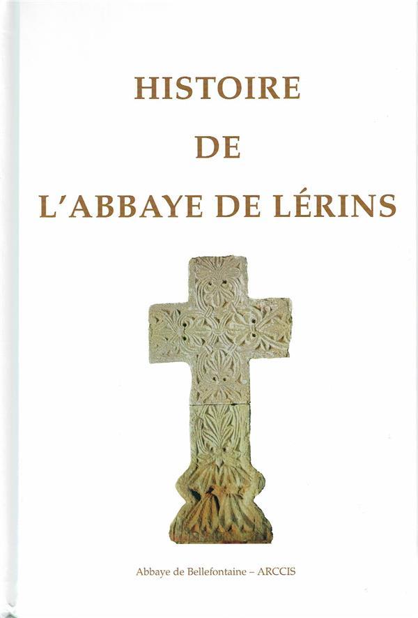 Histoire de l'abbaye de lerins