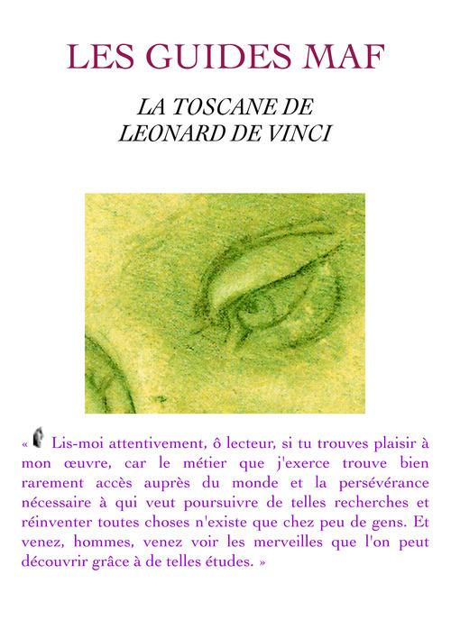 La Toscane de Léonard de Vinci