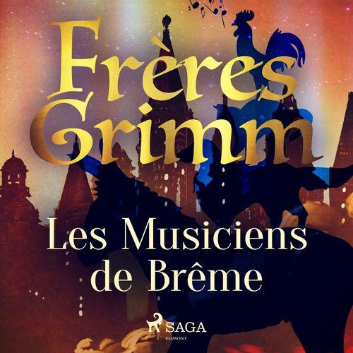 Vente AudioBook : Les Musiciens de Brême  - Frères Grimm