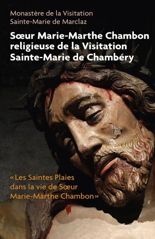 Soeur marie-marthe chambon religieuse de la visitation Sainte-Marie de Chambéry ;