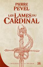 Couverture de Les lames du cardinal ; integrale t.1 a t.3