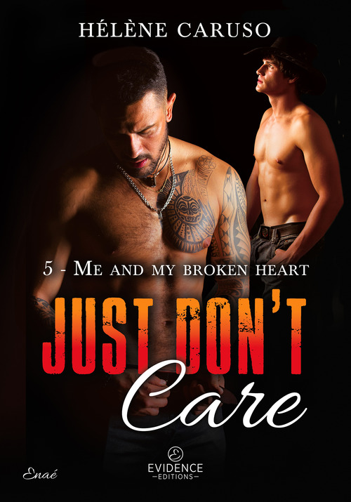 Vente EBooks : Me and my broken heart  - Hélène Caruso