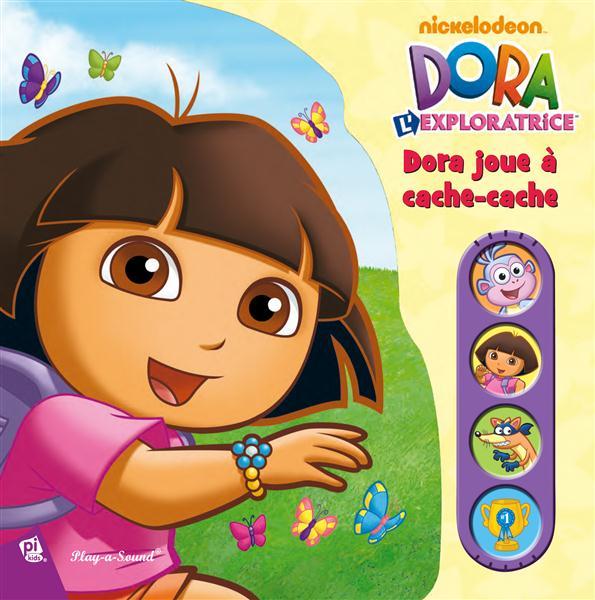 Dora l'exploratrice ; Dora joue à cache-cache