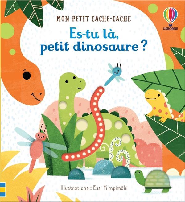 Es-tu là, petit dinosaure ? mon petit cache-cache