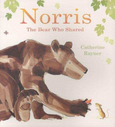 Norris, the Bear Who Shared