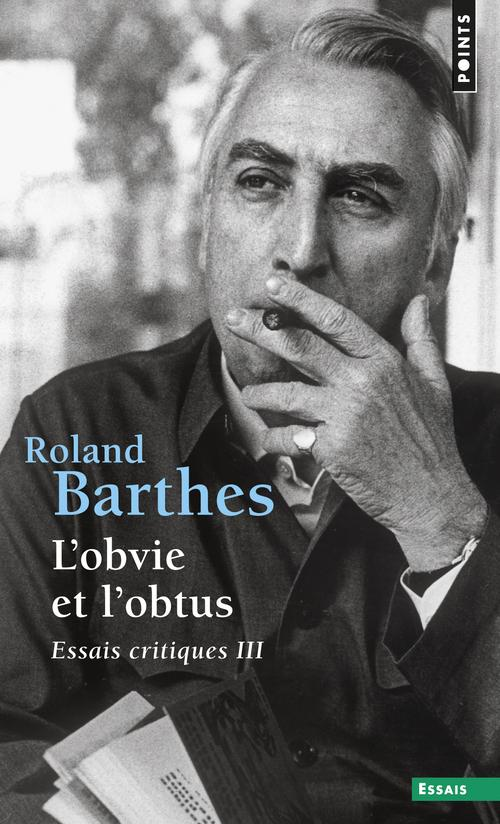 L'obvie et l'obtus. essais critiques iii