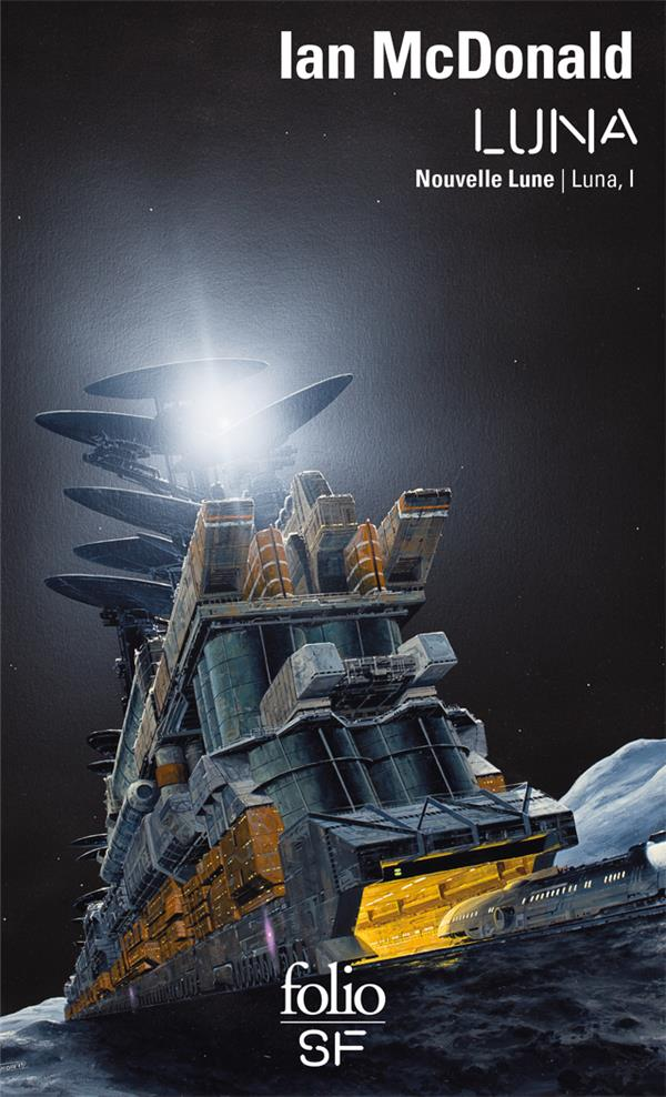 Luna T.1 ; nouvelle Lune