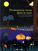Couverture de Promenons-Nous Dans La Nuit - Un Livre Anime