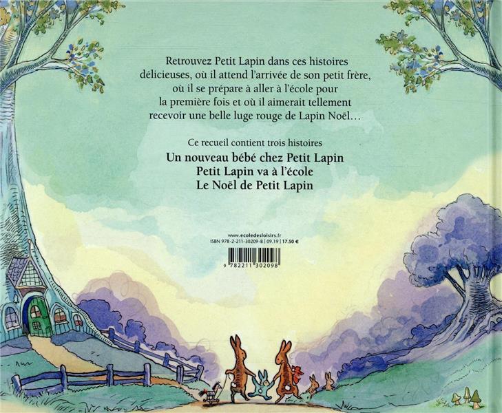 Les aventures de Petit Lapin ; trois histoires de Harry Horse