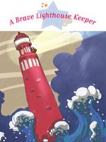 Vente Livre Numérique : The Brave Lighthouse Keeper  - Charlotte Grossetête
