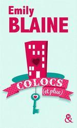 Vente Livre Numérique : Colocs (et plus)  - Emily Blaine
