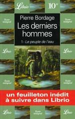 Couverture de Derniers hommes t1 - le peuple de l'eau (les)