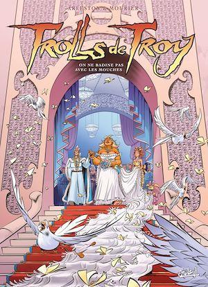 Vente EBooks : Trolls de Troy T25  - Christophe Arleston