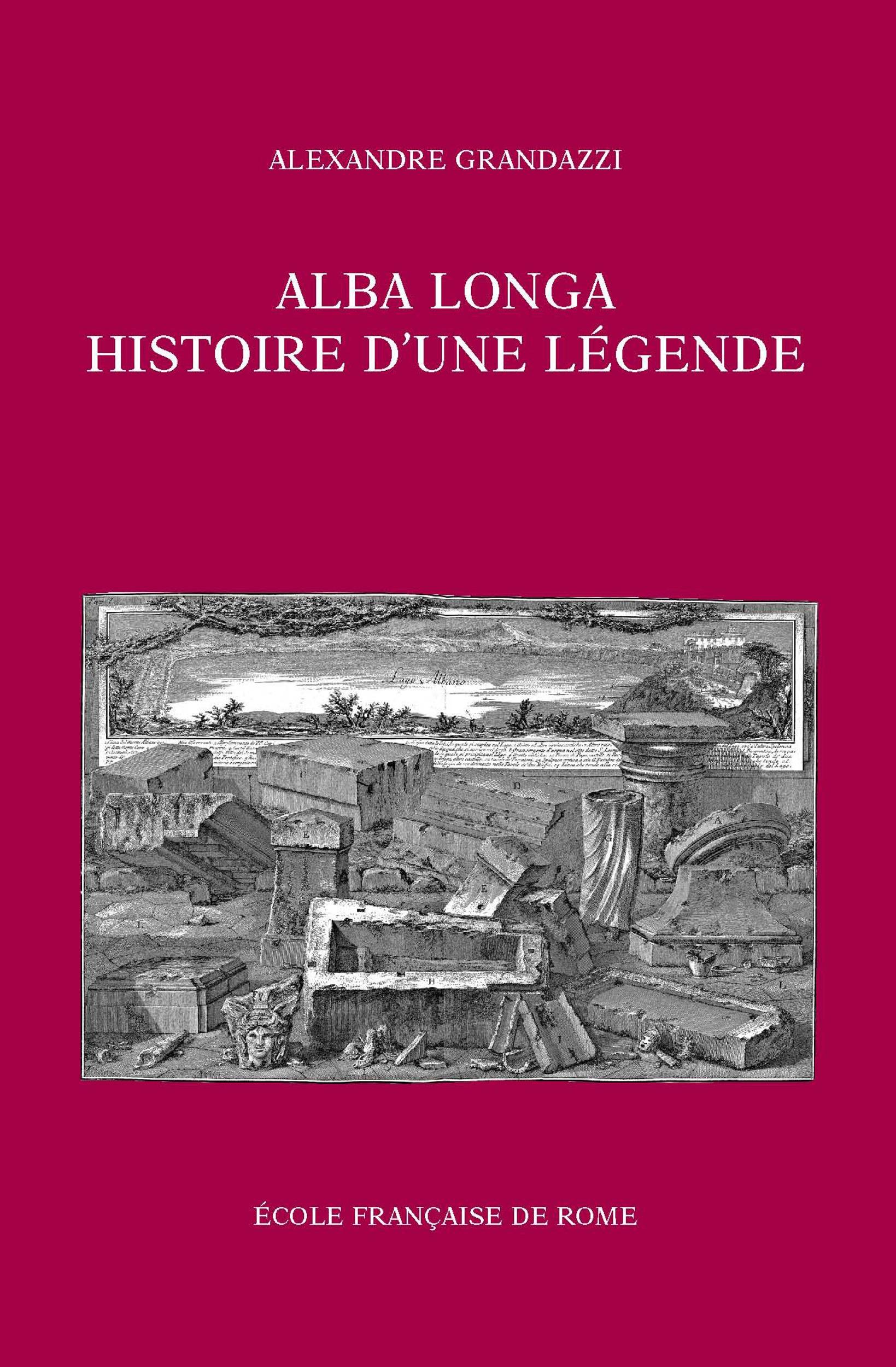 Alba Longa, histoire d´une légende
