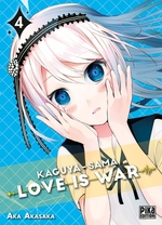 Vente Livre Numérique : Kaguya-sama: Love is War T04  - Aka Akasaka