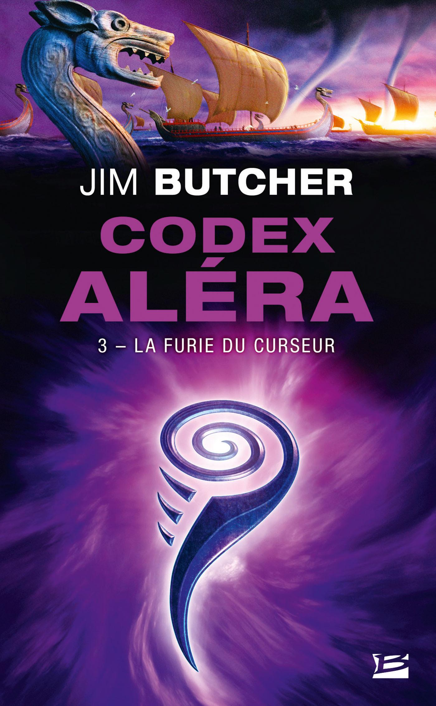 Codex Aléra T.3 ; la furie du curseur