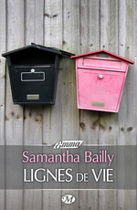 Vente EBooks : Lignes de vie  - Samantha Bailly