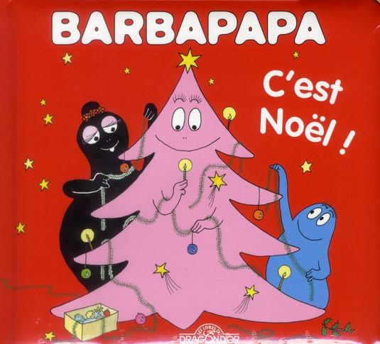 Barbapapa C'Est Noel !