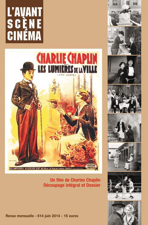 L'avant-scene cinema t.614; les lumieres de la ville