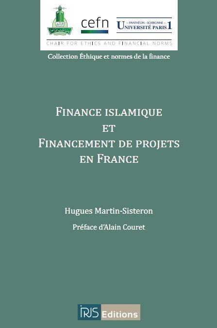 Finance Islamique Et Financement De Projets En France