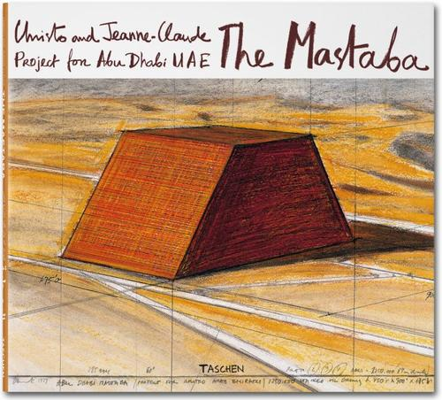 Christo and jeanne-claude ; the mastaba ; project for abu dhabi