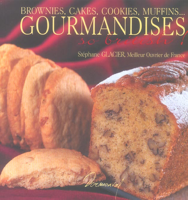 Gourmandises, so british
