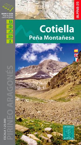 Cotiella, Peña Montañesa ; pirineo aragonés