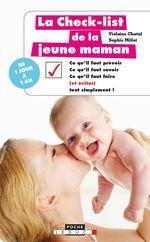 Vente EBooks : La check-list de la jeune maman  - Sophie Millot - Violaine CHATAL