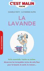 Vente EBooks : La lavande, c'est malin  - Catherine Dupin - Danièle Festy