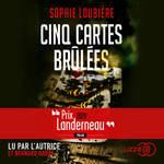 Cinq cartes brûlées  - Sophie Loubière
