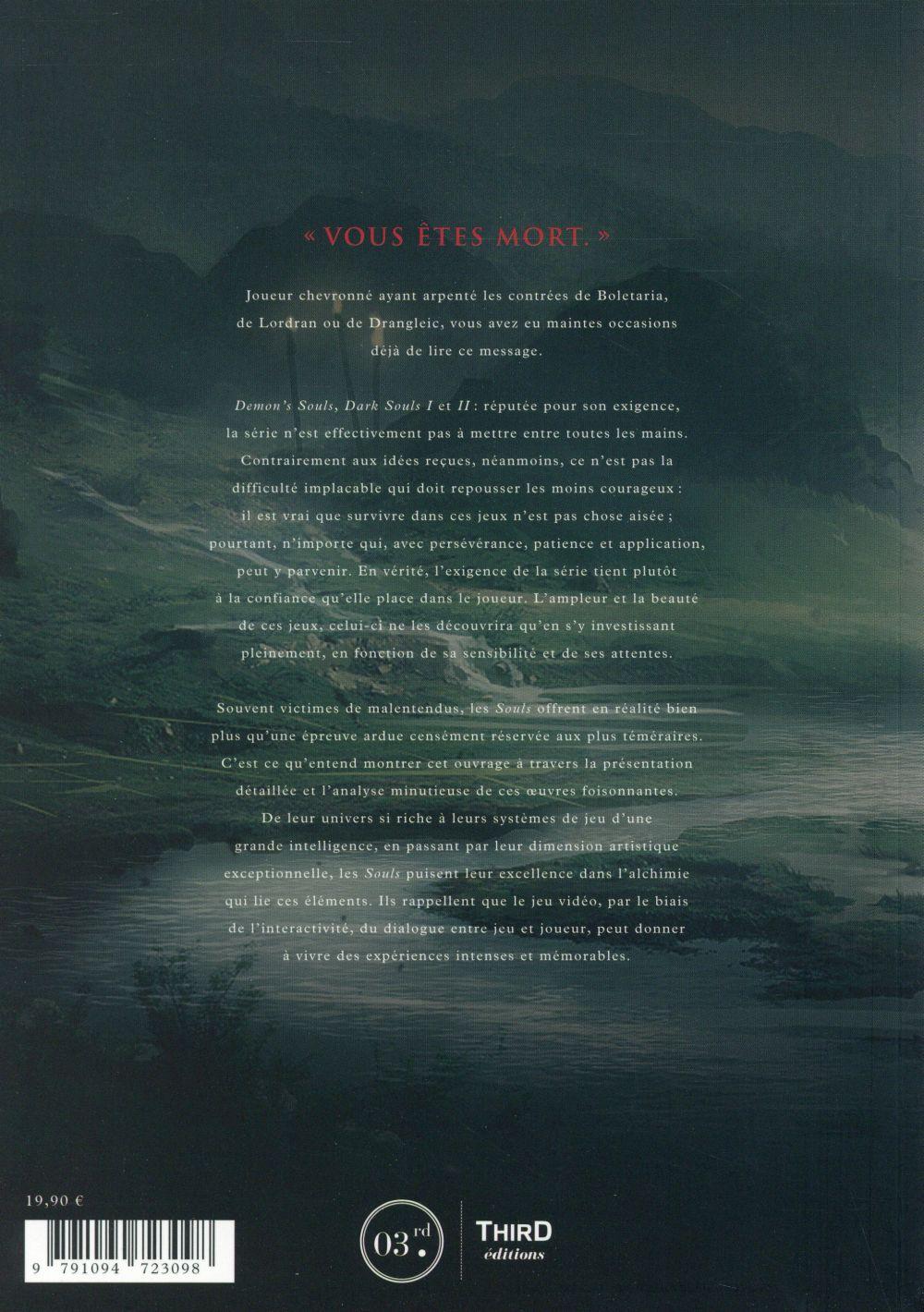 dark souls ; par-delà la mort t.1
