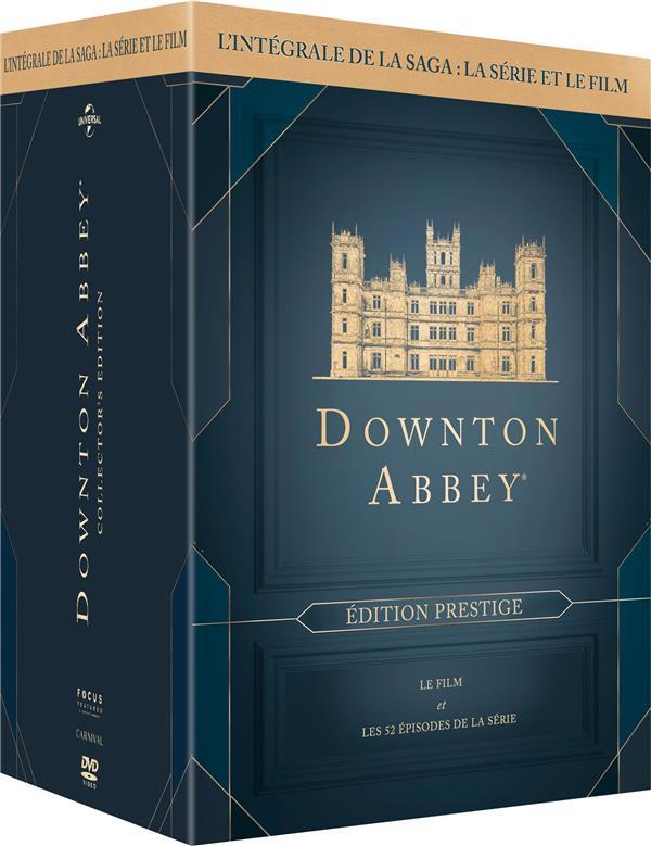 Downton Abbey - L'intégrale de la saga : la série et le film