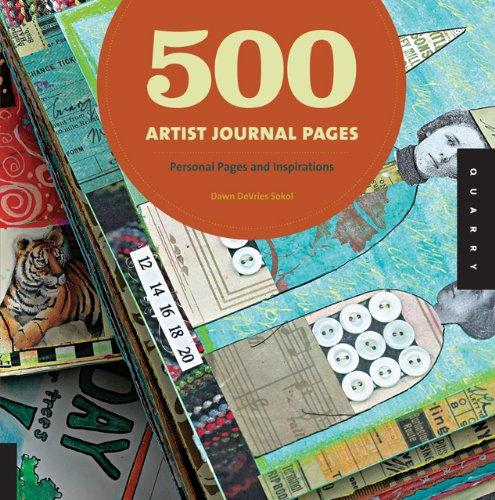 1000 artist journal pages (mini)