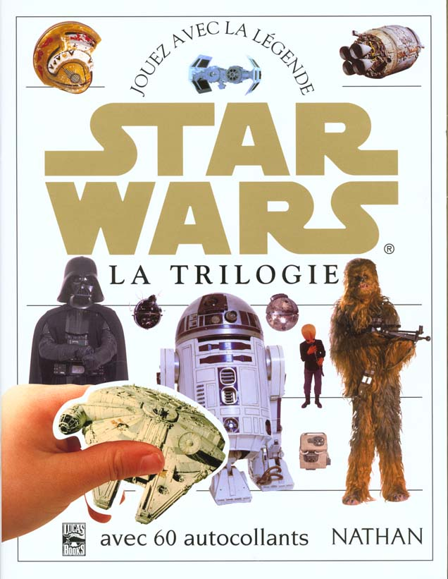 Trilogie autoco starwars