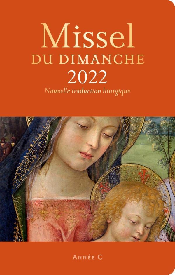 Missel du dimanche et son livret vivre la messe (édition 2022)