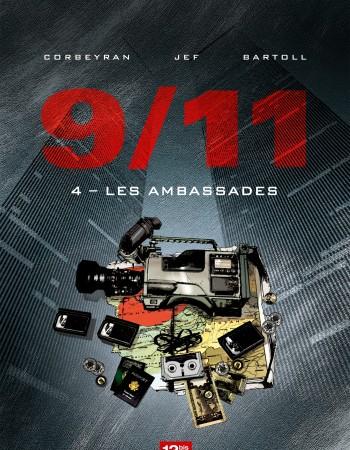 9/11 - tome 4 -  les ambassades