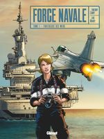 Vente EBooks : Force navale T.1 ; forteresse des mers  - Luc Brahy