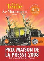 Vente AudioBook : Le Montespan  - Jean Teulé