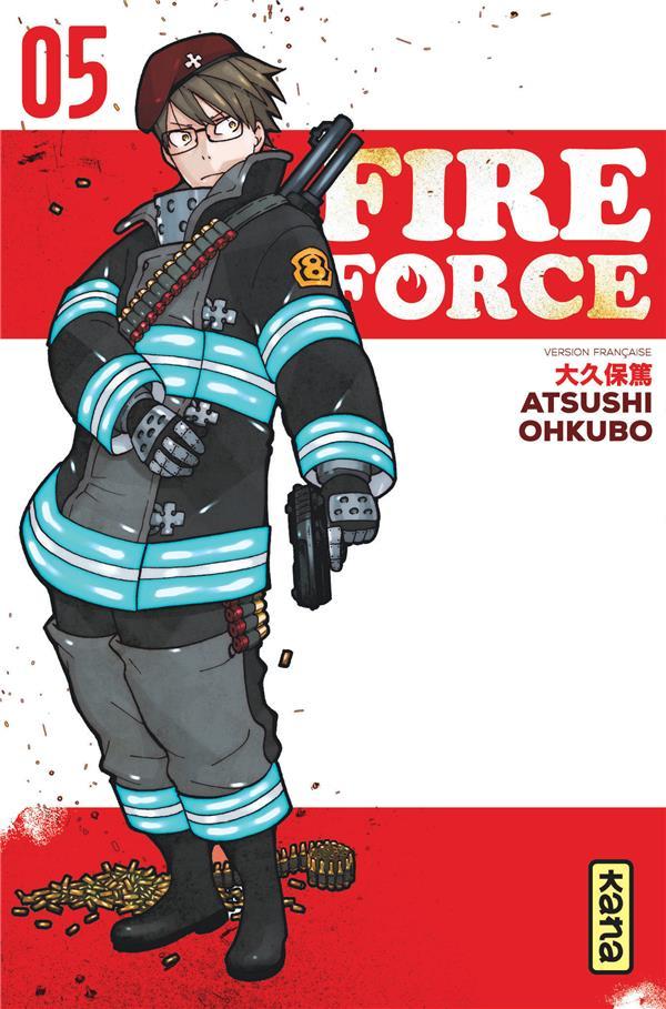 Fire force T.5