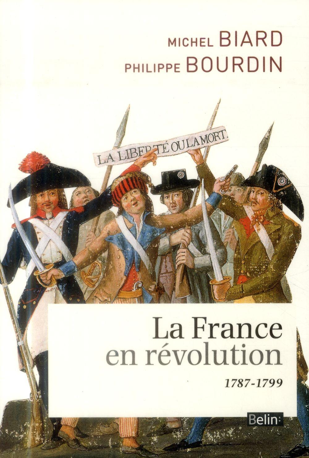La France en révolution (1787-1799)