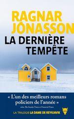 Vente Livre Numérique : La dernière tempête - La dame de Reykjavík  - Ragnar Jónasson