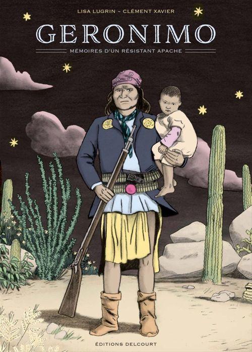 Geronimo ; mémoires d'un résistant apache