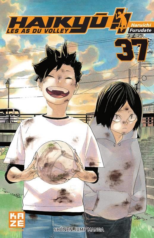 Haikyu !! Les As Du Volley T.37