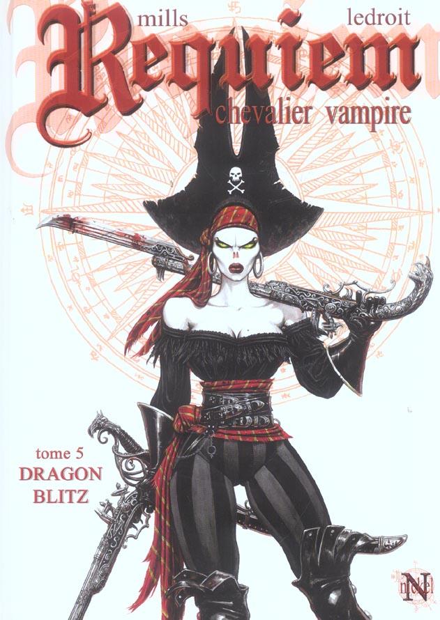 Requiem, chevalier vampire T.5 ; dragon blitz
