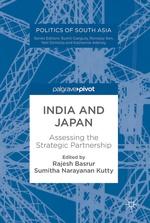 India and Japan  - Rajesh Basrur - Sumitha Narayanan Kutty